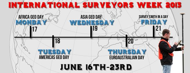 International Surveyors Week 2013